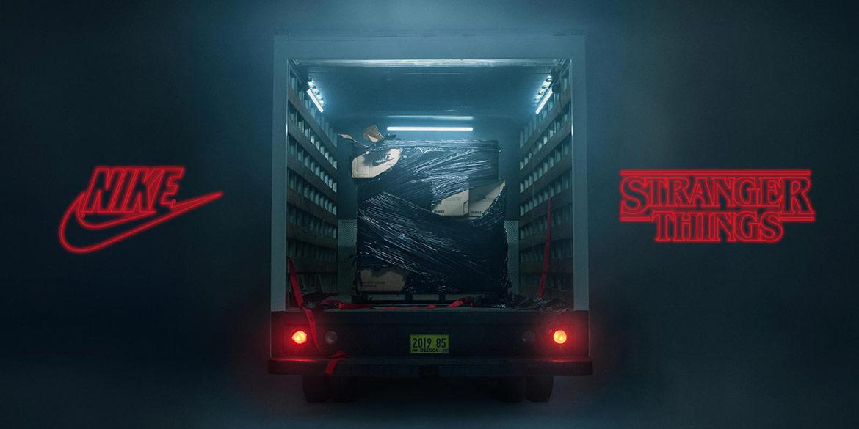 Nike Stranger Things — kolekce