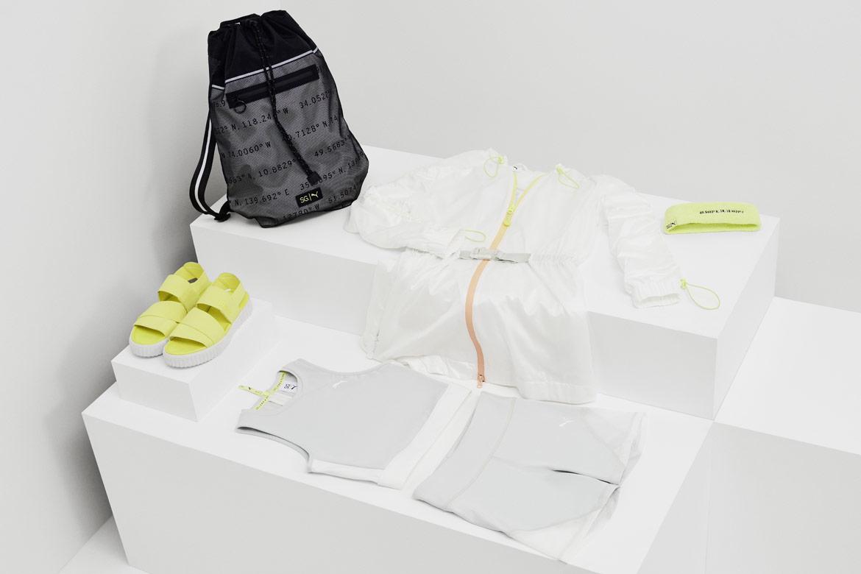 Puma Cali Sandal x Selena Gomez — oblečení, sandály na platformě
