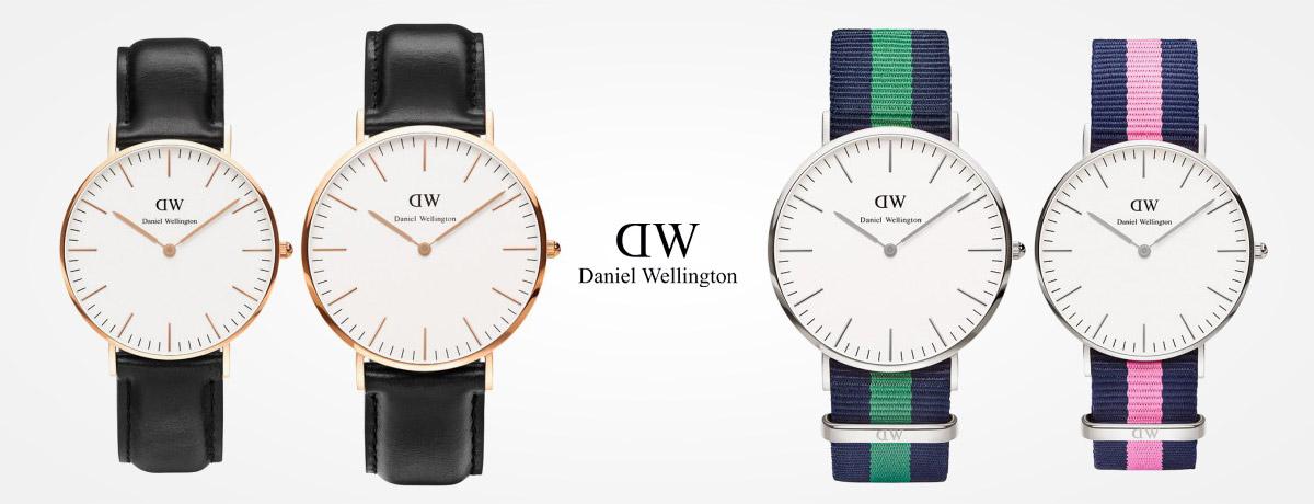Daniel Wellington – hodinky pánské a dámské, elegantní