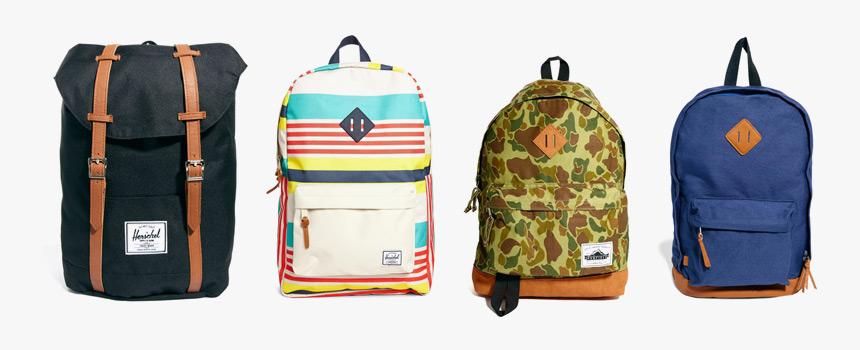 Plátěné batohy | Plátěný batoh | Stylové batohy