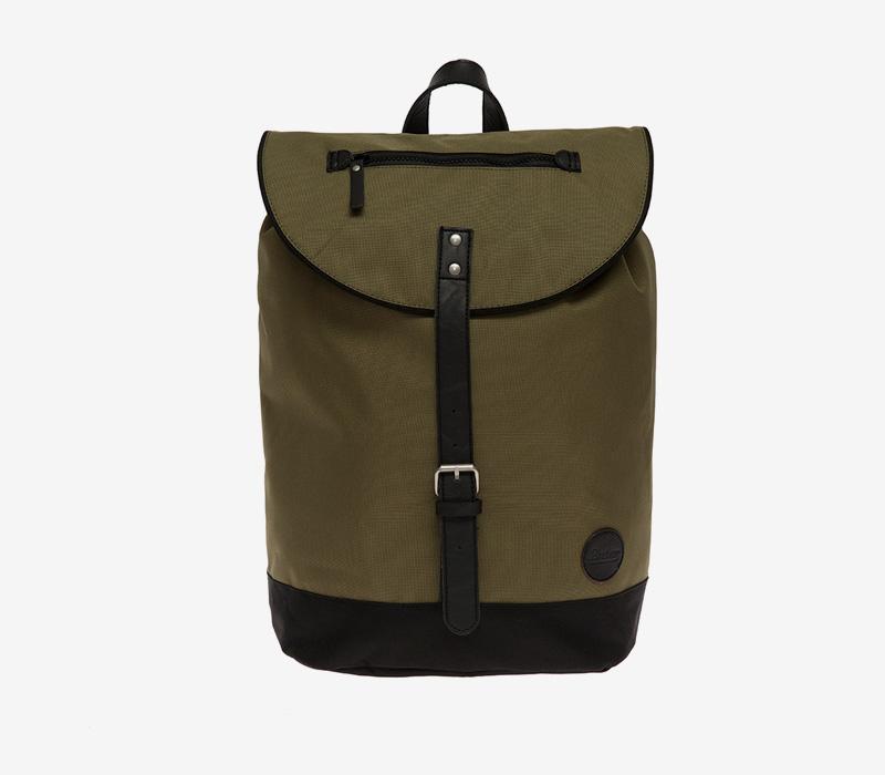 Enter — plátěný batoh — zelený, army green