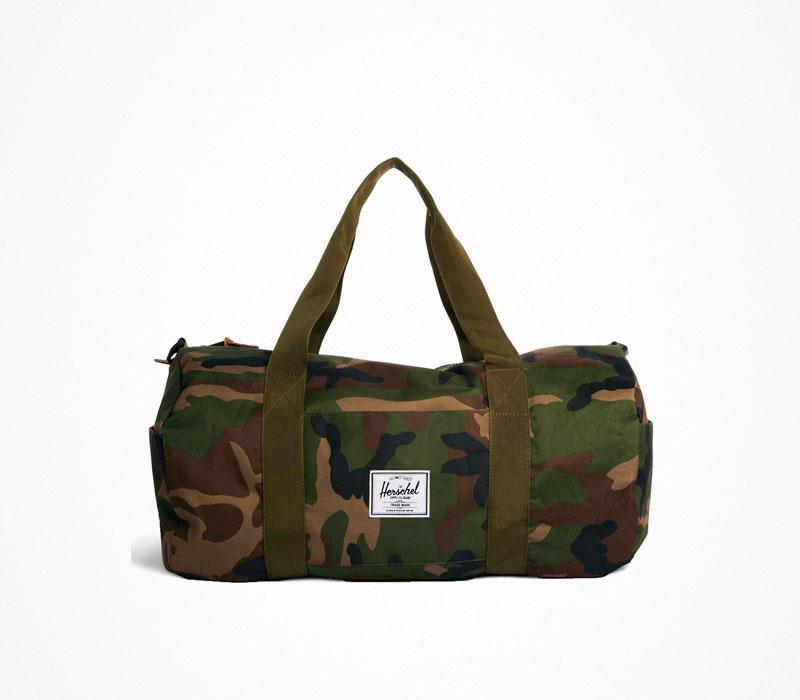 Plátěná taška – Herschel Supply – maskáčová