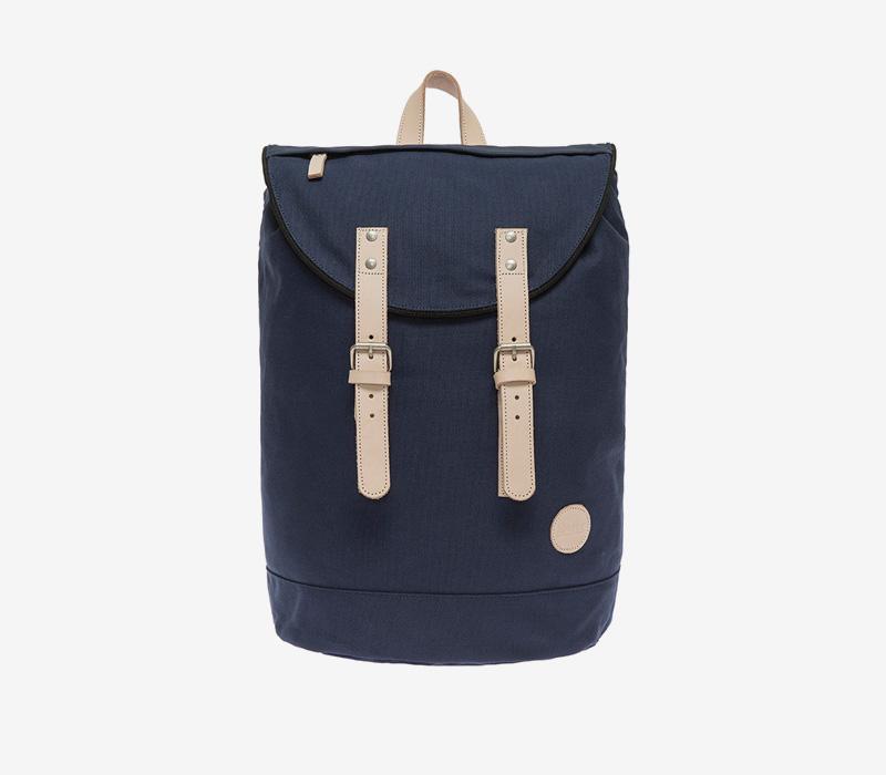 Enter — plátěný batoh — modrý