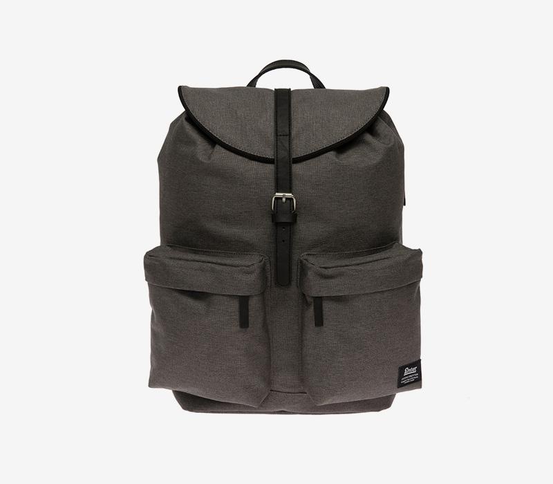 Enter — plátěný batoh — tmavě šedý