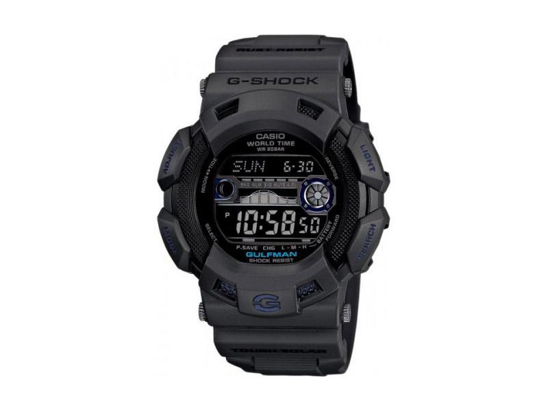 Hodinky Casio G-shock GR-9110gy-1er – černé pánské,, dámské