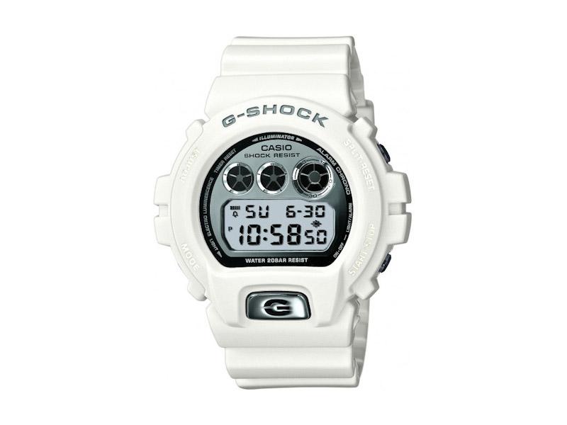 Hodinky Casio G-shock DW-6900mr-7 – bílé pánské, dámské