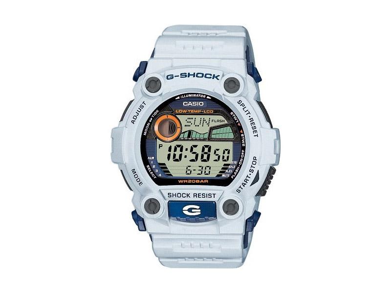 Hodinky Casio G-Shock G-7900A-7ER – bílé – pánské, dámské