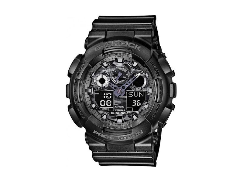 Hodinky Casio G-Shock GA-100CF-1A – černé – pánské, dámské