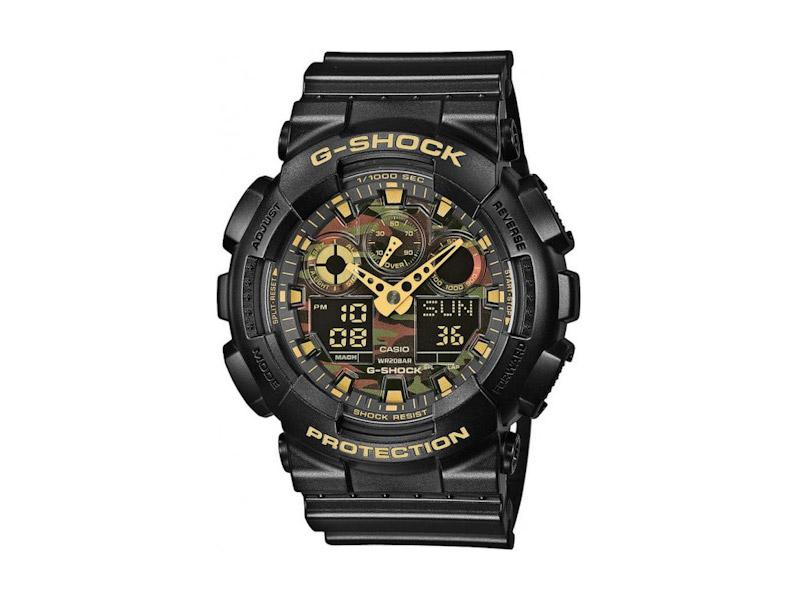 Hodinky Casio G-Shock GA-100CF-1A9 – černé – pánské, dámské