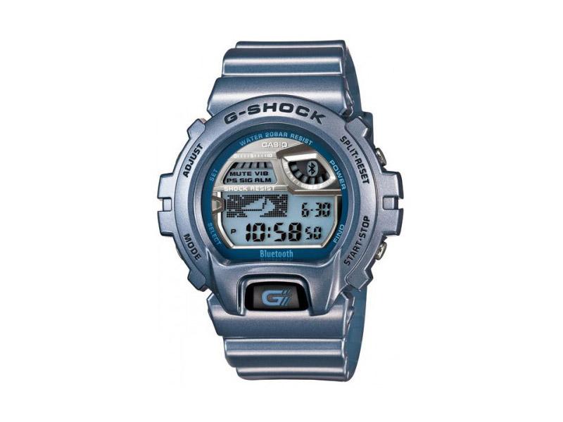 Hodinky Casio G-Shock GB-6900AA-2ER – světle modré – pánské, dámské
