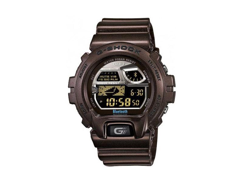 Hodinky Casio G-Shock GB-6900AA-5ER – hnědé – pánské, dámské
