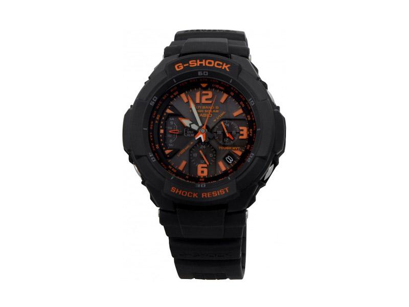 Hodinky Casio G-Shock GW-3000B-1AER – černé – pánské, dámské