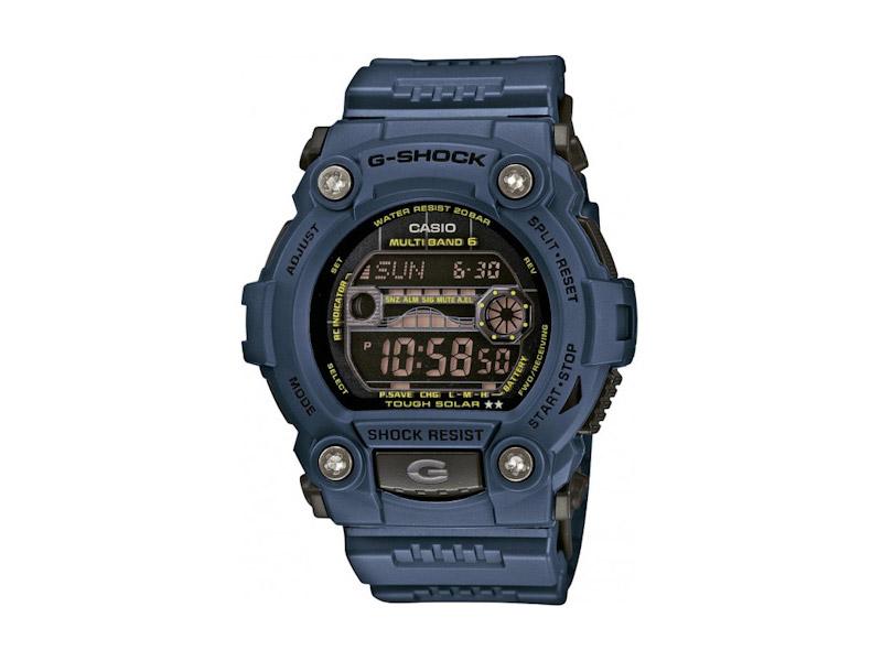 Hodinky Casio G-Shock GW-7900NV-2 – modré – pánské, dámské