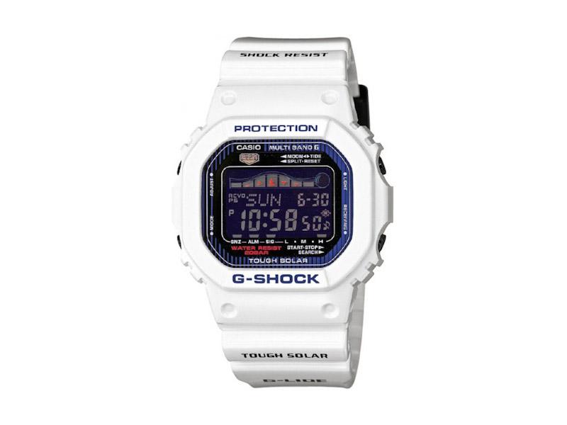 Hodinky Casio G-Shock GWX-5600C-7 – bílé – pánské, dámské