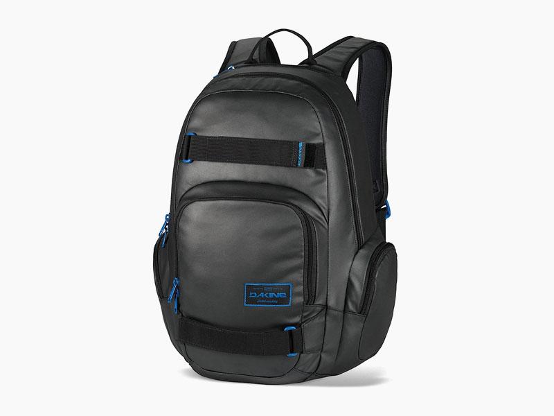 Dakine – studentský, školní a skate batoh na záda, černý | Atlas 25 l – Blackout
